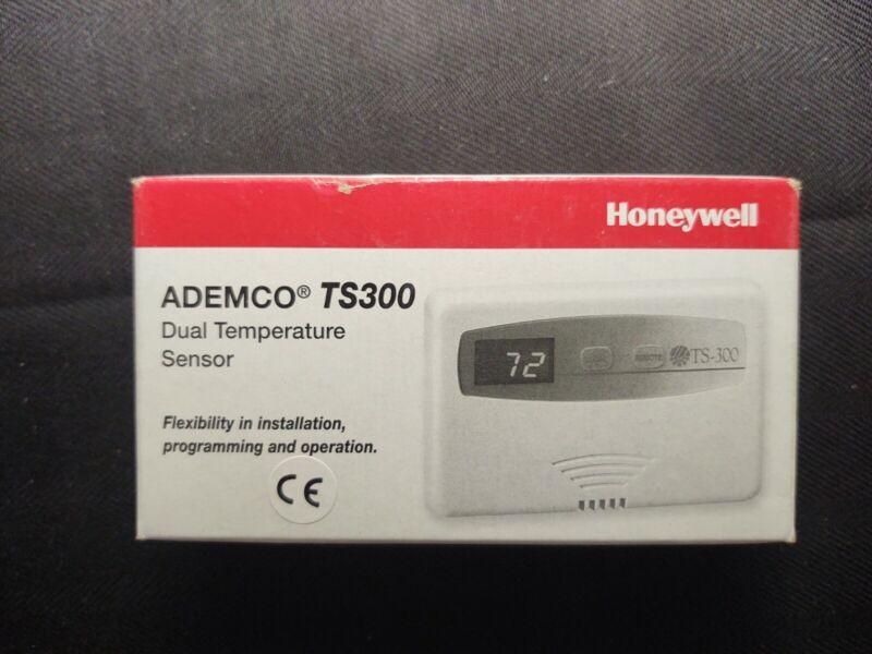 Dual Temperature Sensor Honeywell Ademco TS300 Sensors NEW