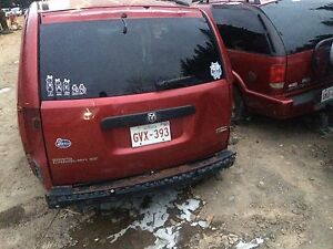 2008 Dodge Grand Caravan parts for sale!!