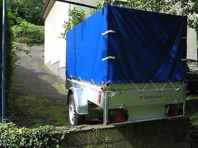 STEMA Anhänger 750 kg inkl. Hochplane