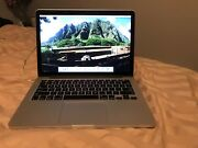 MacBook Pro 128GB Late 2012 Burleigh Heads Gold Coast South Preview