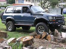 1993 Toyota LandCruiser Turbo Diesel Rebuilt Labrador Gold Coast City Preview