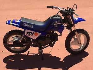 Yamaha pee wee 50 peewee50 w training wheels Sutton Forest Bowral Area Preview