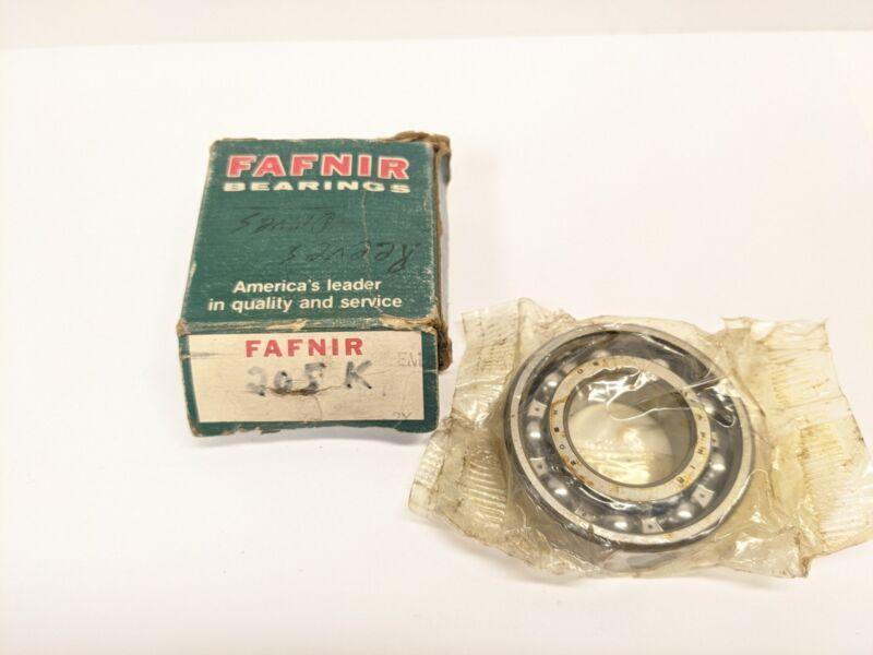 """TIMKEN/FAFNIR 205K Roller Bearing Both Sides Open 25x52x0.5906""""mm-New"""