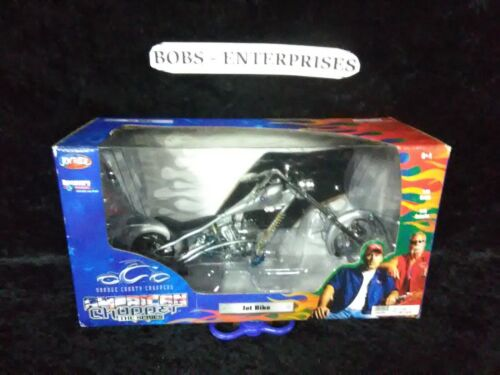 American Chopper the Series - OCC Jet Bike 1:10 Scale  JF-13