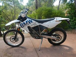 2009 BMW G450X. An enduro / motard with the lot! Gooseberry Hill Kalamunda Area Preview