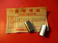 GENUINE Honda NOS 17544-323-000 CLIP A