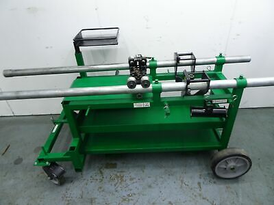 Greenlee 881-mbt Mobile Bending Table For 881 Conduit Benders