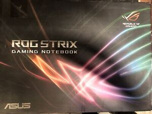 Brand new sealed ASUS GL703 Gaming Laptop