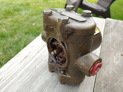Hypro Twin Piston Pump B5320 Hr