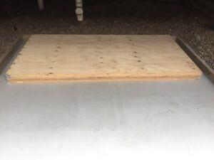 Plywood 2400x1200x12