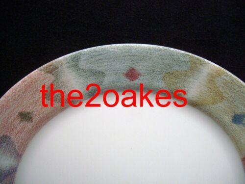 """5 Corelle MIRAGE 10-1/4"""" Dinner Plates"""