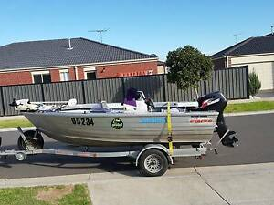 STACER SEAHAWK SUZUKI 30HP Lara Outer Geelong Preview