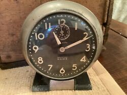 Vintage 40's Fabulous Westclox S4-D Wind Up Big Ben Alarm Clock WORKS