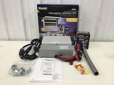 Reliance - 310crk Manual Transfer Switch 125250v 30a