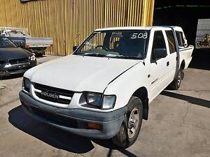 Wrecking 00 #Holden #Rodeo R9 DCab #Ute AT RWD 160307 Port Adelaide Port Adelaide Area Preview