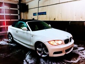 BMW 135i cabriolet (convertible) M Package MANUELLE