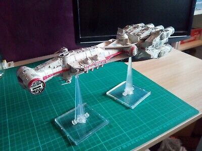 Star Wars X Wing Miniatures Tantive IV Blockade Runner Ship Only