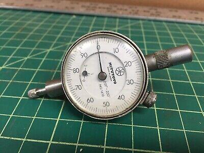 Mitutoyo No 1410 Dial Indicator .001-.250 Range