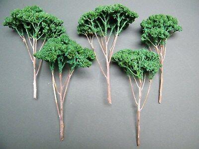 NEW CROP FREDS (AWARD WINNING) O SCALE MODEL RAILROAD  TREE