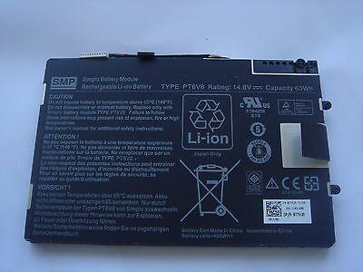 Batterie ORIGINALE Dell AlienWare SMP PT6V8 M11x M14x R1 R2 NEUVE