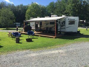 Roulotte de camping 31 pieds