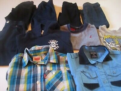 Lot Of Toddler Boy Clothes Size 24 Months Fall lot Nautica jeans Under Armour
