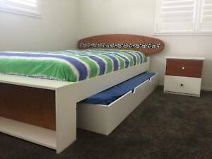 Surfboard style Kids Bedroom Suite