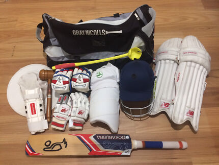 Youth Cricket Kit - Everything required for cricket season