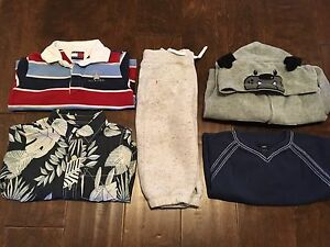 Lot of 12-18m fall clothes
