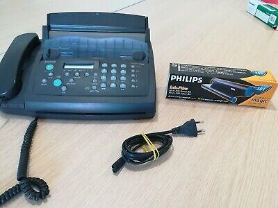 Fax Philips Magic Vox più rotolo d'inchiostro
