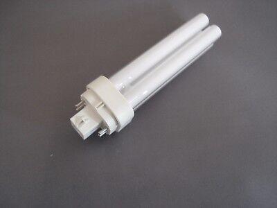 Leuchtmittel 3 Sockel G24q (3 St. Philips Energiesparlampen Kompaktlampen  PL-C 13W 827 4PIN Sockel G24q-1)
