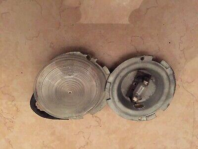 Jaguar  Mark 2  Round 2 Interior Rear Lamp , 1 Lens 1 Chrome rim