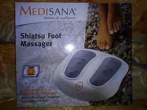 Medisana Shiatsu Foot Massager AS NEW Bentleigh East Glen Eira Area Preview
