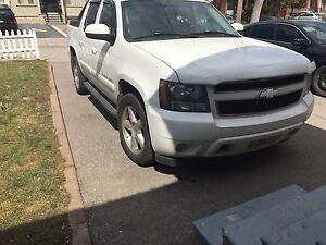 2007 Chevy avalanche for sale