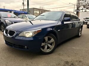 2004 BMW 530i Loaded, No Accidents, Studded Tires! REDUCED
