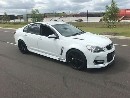 2016 Holden Commodore VF SS 6.2 Lt V8 Engine 6 Speed Manual Sedan with Only 42kms Aspley Brisbane North East Preview