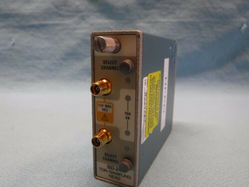 TEKTRONIX TDR SAMPLING HEAD SD-24