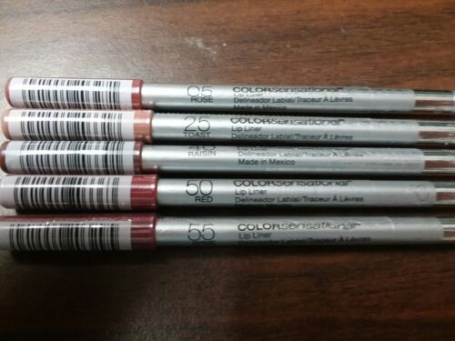Maybelline Colorsensational Lip Liner New and Sealed Buy 1 g