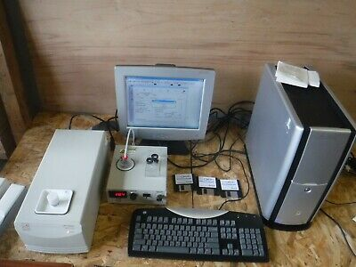 Malvern Microcal Vp Dc Isothermal Titration Calorimeter Thermovac Degas Unit