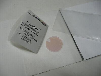 New Semrock Brightline 721nm Edge Dsp 25 X 3.5mm Round Dichroic Optical Filter