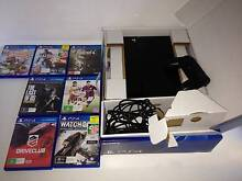 PS4 Console with 7 games Mount Cotton Redland Area Preview