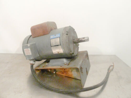 Rockwell Planer Model 18 // 22-201 / 5 HP Electric Motor / 83-001 / 230V 1-Phase