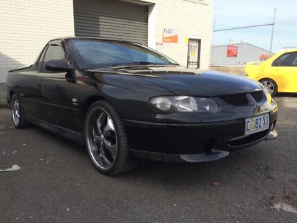 **Urgent Sale** VU SS Ute Montrose Glenorchy Area Preview