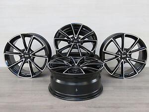 Für Audi A3 Typ: 8V, 8V1, 8V7, 8VS 18 Zoll Alufelgen MAM A5 BFP 8x18 ET45
