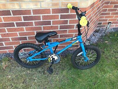 "Boys BMX bike, 16"" Wheel (5 - 7 Years Old), Apollo (Halfords)"