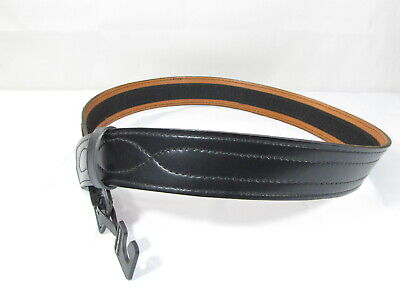 Safariland Leather Buckleless Contoured Duty Belt Law Enforcement 941-40-2 D2
