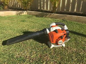 Stihl BG86C Commercial Blower in Excellent Condition
