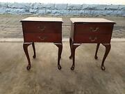 Antique Bedside Tables