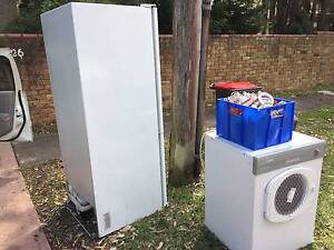 Free Dryer and Fridge to be picked up Gordon Ku-ring-gai Area Preview