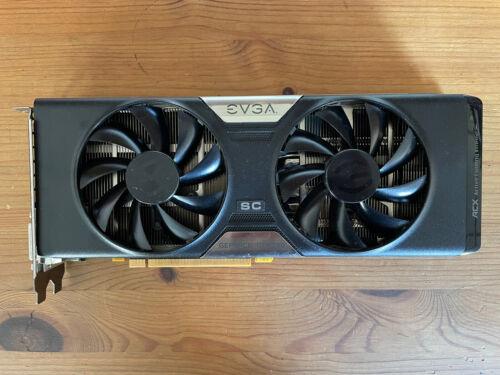 EVGA NVIDIA GeForce GTX Grafikkarte